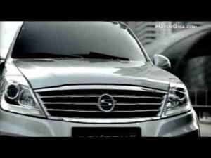 Video Ssangyong Rexton 2012 - Entrevista Carlos Olaso