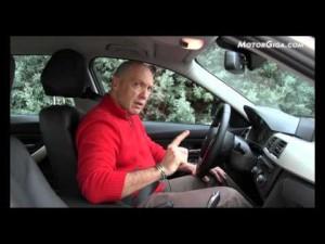 Video Bmw Serie3 2012 - Analisis Asientos Delanteros