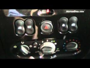 Vídeo Dacia Duster analisis interiores
