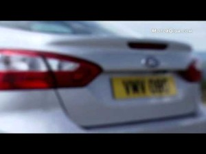 Video - Ford Focus 2010, primeras imagenes (NAIAS 2010)