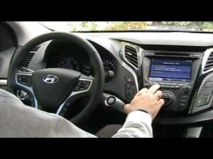 Video Hyundai I40 2011 - Asientos Delanteros