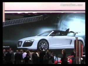 Video - Audi en el IAA 2009