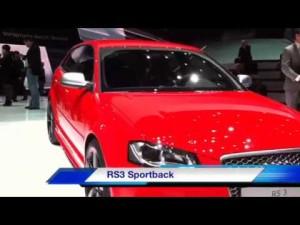 Vídeo Audi en el Salón de Ginebra 2011