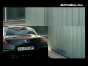 Video - Peugeot RCZ (IAA 2009)
