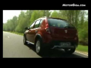 Video Dacia Sandero 2012 - Stepway