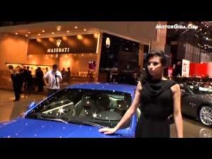 Vídeo Maserati GranTurismoSport (Salón de Ginebra 2012)