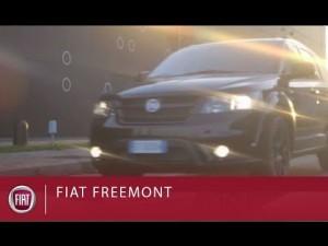 Fiat Freemont BlackCode Sunset