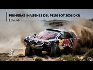 Primeras imágenes del Peugeot 2008 DKR