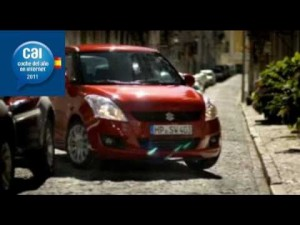 Video Suzuki Swift -Candidato a Coche del Año de Internet 2011-