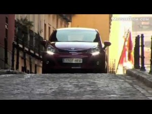 Video Kia Rio 2011 - Entrevista