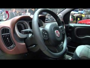 Fiat Panda Cross - Interiors