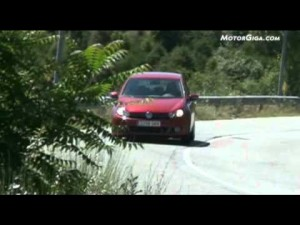 Video Volkswagen Golf TSI -Exteriores-