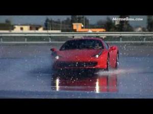 Video - Ferrari 458 Italia (Imágenes en circuito)