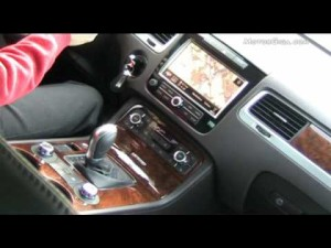 Video - volkswagen touareg