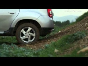 Vídeo Dacia Duster transmision