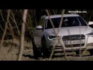 Vídeo Audi A6 Allroad 2012