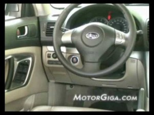 Video - Subaru Outback (Análisis de interiores)