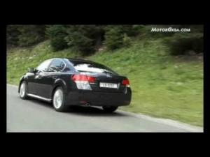 video Subaru Legacy 2010 sedan -imagenes oficiales-