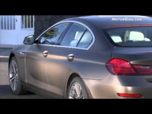 Vídeo BMW Serie6 gran coupe