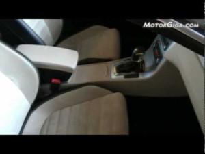 Video - Volkswagen Passat CC TDI DSG (análisis de interiores)