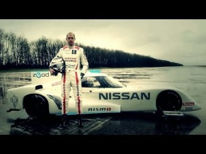 Wolfgang Reip: 2nd Driver of Nissan ZEOD RC for 2014 Le Mans