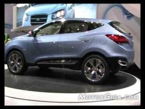 Video - Imágenes Hyundai IX Onic (Salón de Ginebra 2009)