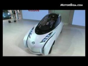 Video - Nissan (Salón Tokyo 2009)