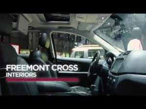 Fiat Freemont Cross - Interiors