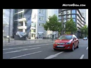 Video - Opel Astra 2009 (trailer oficial)