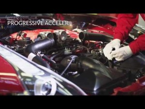 Ferrari California T - The birth of the new V8 turbo