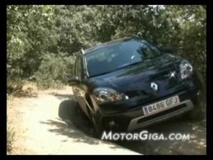 Video - Renault Koleos (Prueba dinámica)