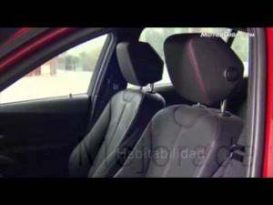 Vídeo BMW Serie 3, espacio y habitáculo
