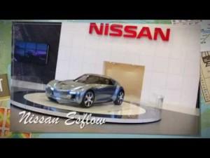 Vídeo Nissan en el Salón de Barcelona 2011