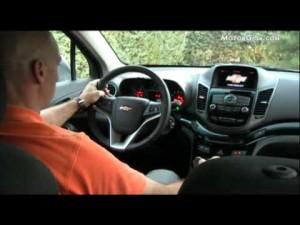 Vídeo Todo sobre el Chevrolet Orlando 2011