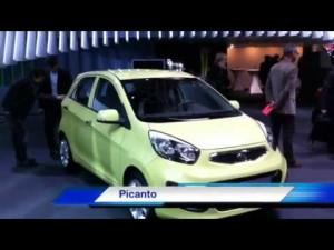 Video Kia en el Salón de Ginebra 2011
