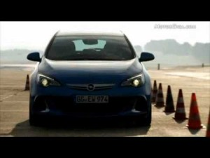 Video Opel Astra 2013 - Opc Entrevista