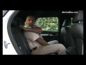 Video Audi Q3 2011 - Analisis Asientos Posteriores