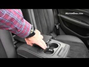 Peugeot 308 2014, analisis plazas traseras
