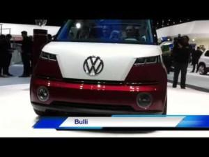 Vídeo Volkswagen en el Salón de Ginebra 2011