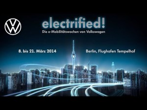 Volkswagen e-mobility: Electrified! Berlin