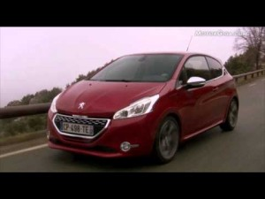 Video Peugeot 208 2013 - Gti Caracteristicas