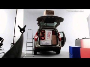 Video Dacia Lodgy 2012 - Publi