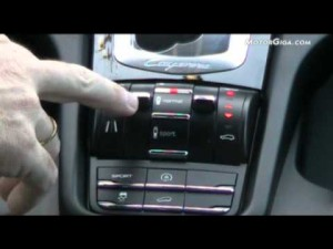 Video Porsche Cayenne 2011 - Electronica Interior