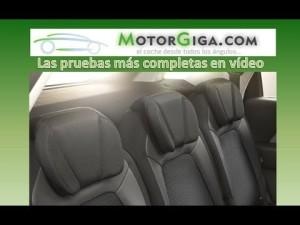 Citroen Grand C4 picasso segunda fila asientos