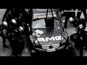 Video Mercedes SLS GT3 (Alas de gaviota)