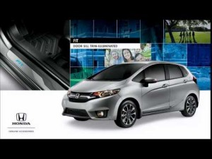 2015 Honda Fit Accessories