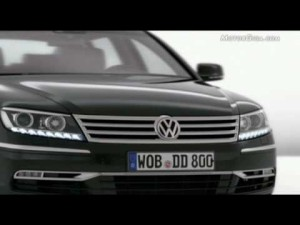 Video Volkswagen Phaeton 2010 -exterior-