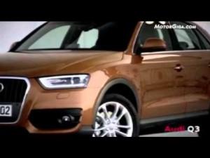 Video Audi Q3 promocional