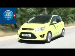 Video Ford C-Max -Candidato a Coche del Año de Internet 2011-