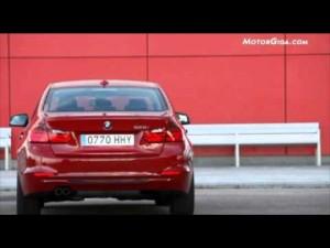 Vídeo BMW Serie 3, diseño